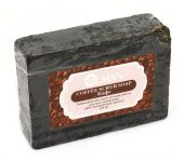 "Мыло ""Olman"" Coffee Scrub Soap 125 гр - Кофе — фото миниатюра"